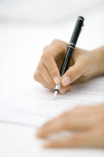 skriva texter