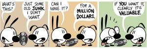 varumarke dollar junk