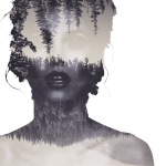 girl-forest